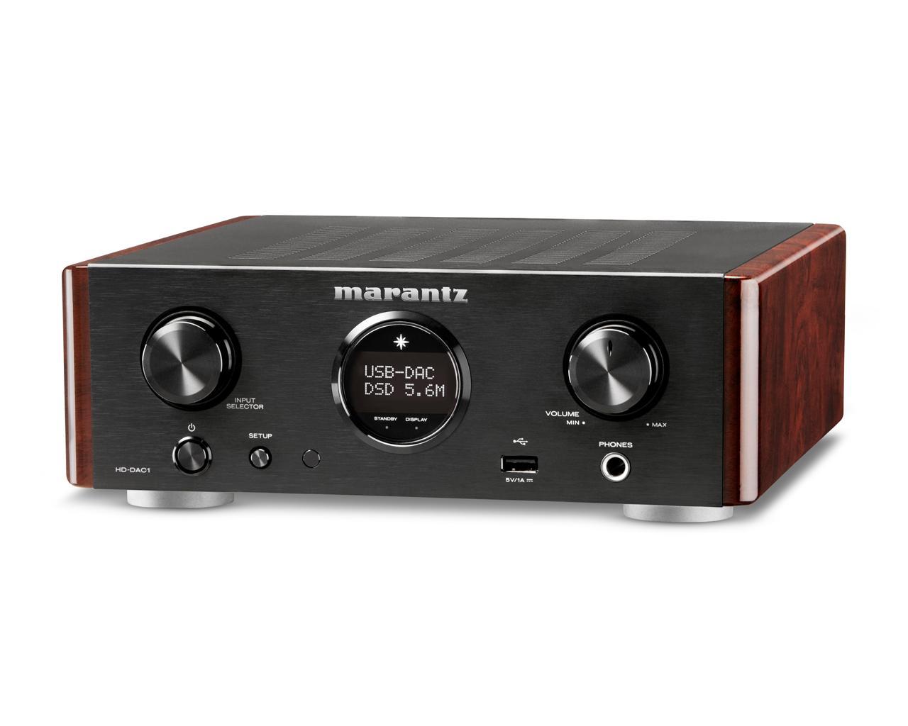 Powieksz do pelnego rozmiaru Marantz HD-DAC1, wzmacniacz słuchawkowy, wzmacniacz zintegrowany, przetwornik dac, cyfrowo-analogowy, hd dac, hd dac 1, hd-dac-1, hd-dac 1, hd dac-1,